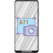 Как сделать скриншот на Samsung A71