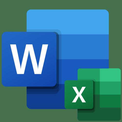Как вставить файл Excel в Ворд