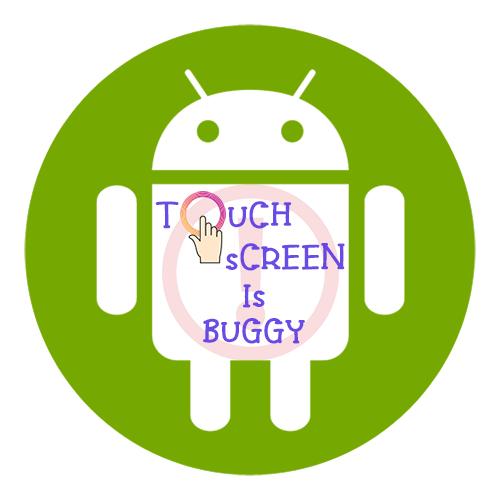Глючит сенсор на андроиде что делать