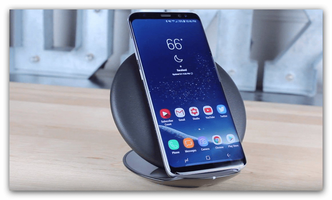 Причины, по которым перегревается телефон Samsung
