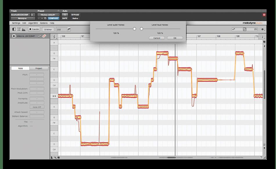 Использование программы Melodyne для автотюна голоса