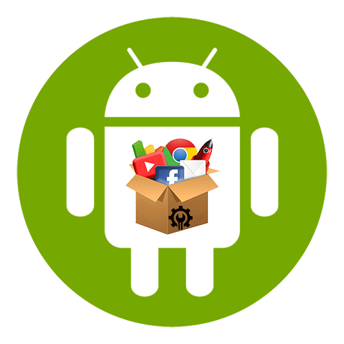 Приложение для управления приложениями на Андроид