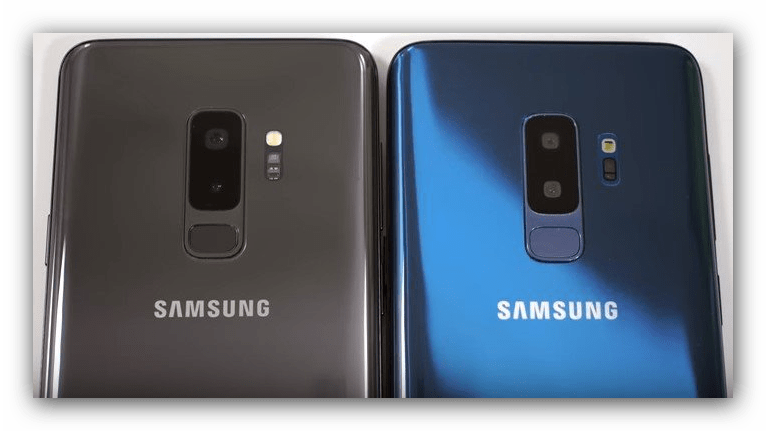 Проверить корпус экземпляра для проверка на оригинальность телефона Samsung