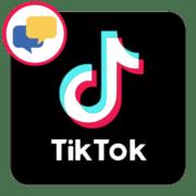 Как ответить на комментарий в TikTok