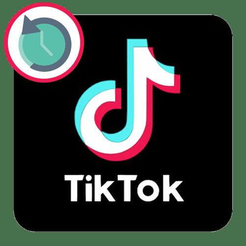 Как сделать обратную съемку в ТикТоке