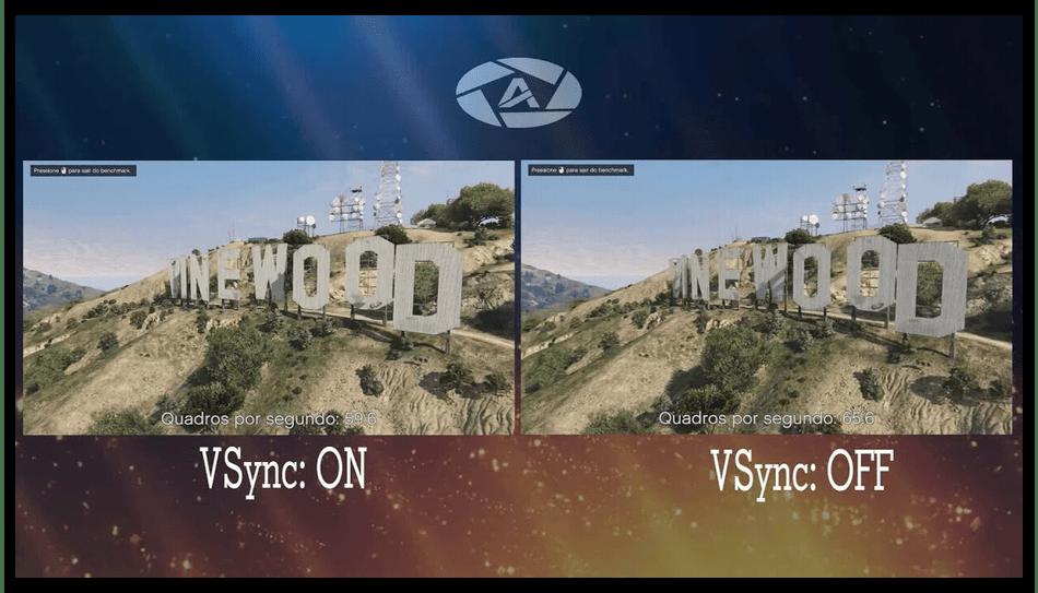 Как включить вертикальную синхронизацию NVIDIA-1