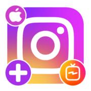 Как загрузить IGTV в Инстаграм с Айфона