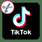 Как обрезать видео в ТикТок
