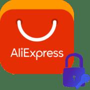Как поменять пароль на алиэкспресс
