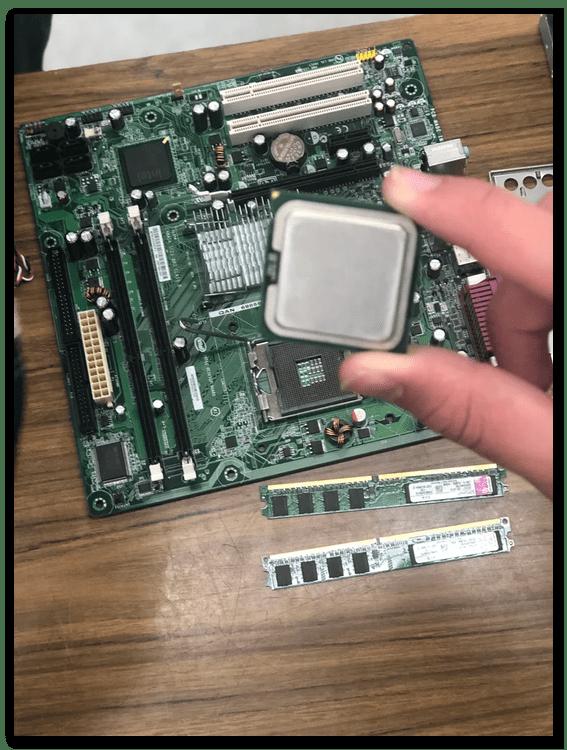 Как разобрать компьютер