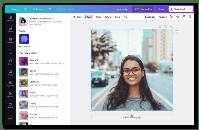 Обзор онлайн-сервиса Canva_020