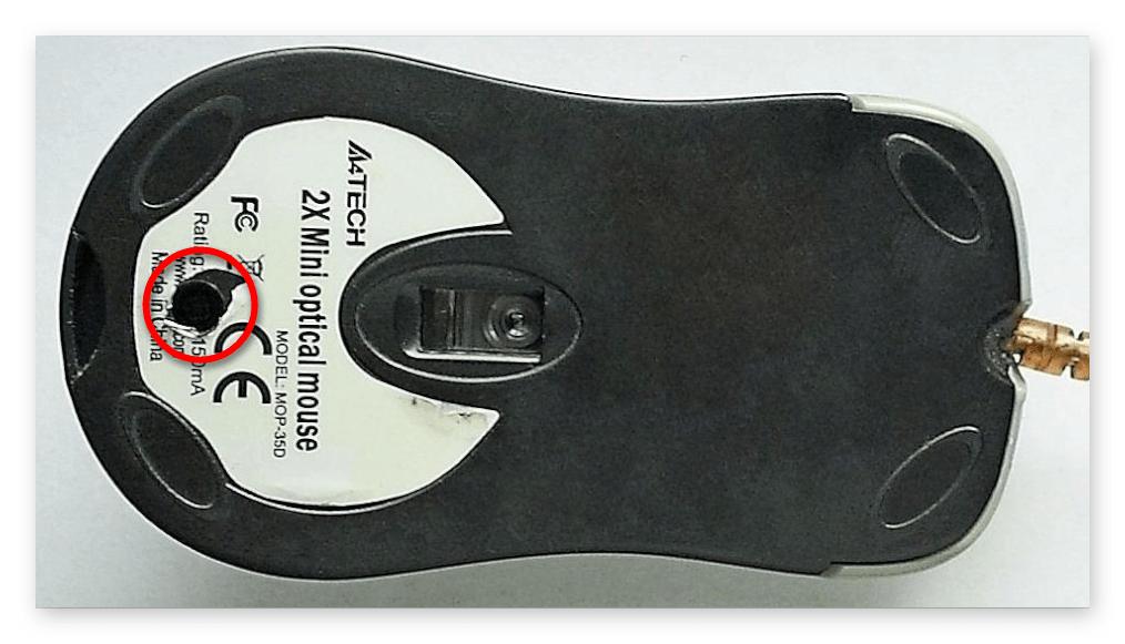как разобрать компьютерную мышь-002