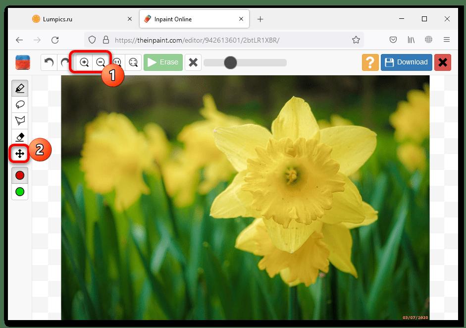 как убрать дату с фотографии на компьютере-30