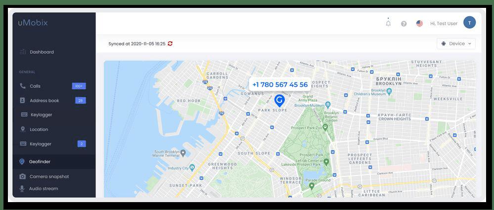 Обзор онлайн-сервиса uMobix_14
