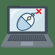 почему ноутбук не видит проводную мышку