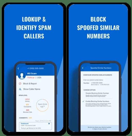 Приложения для блокировки спам-звонков с определителем номера_017