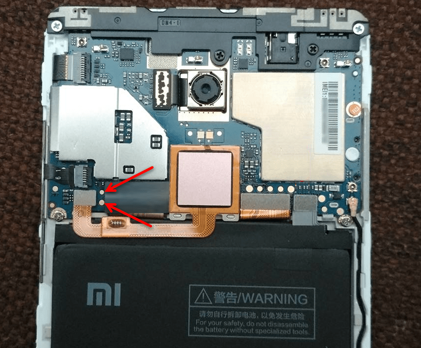 Прошивка Xiaomi Redmi Note 4X 39