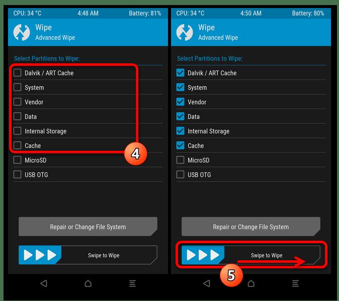 Прошивка Xiaomi Redmi Note 4X_164