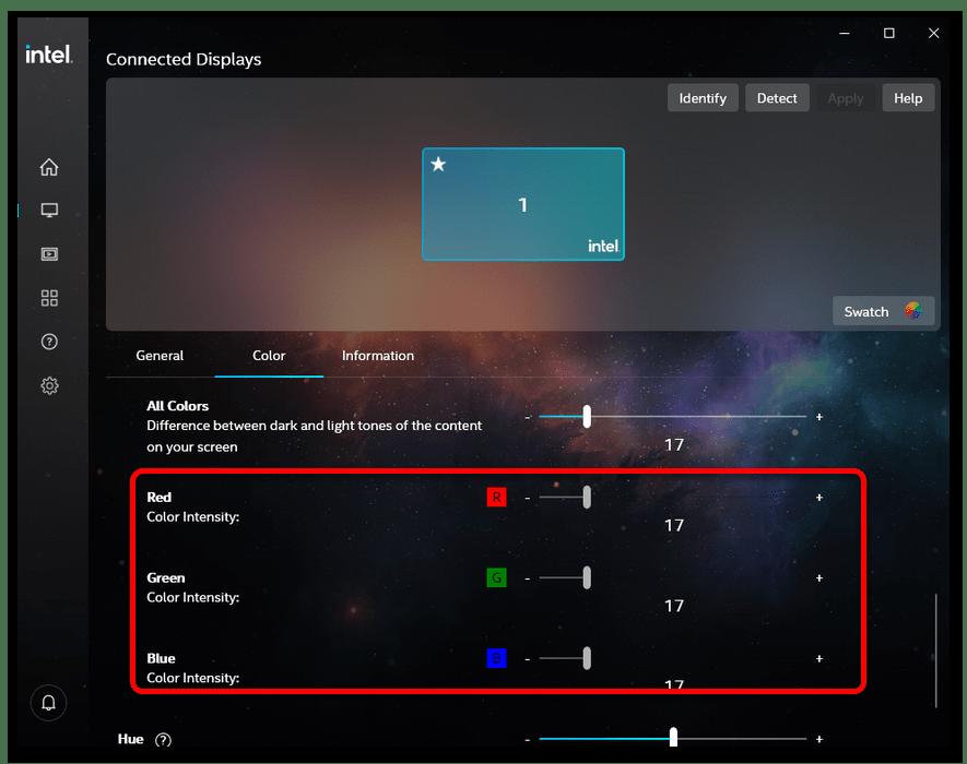 зелёный экран монитора что делать-8