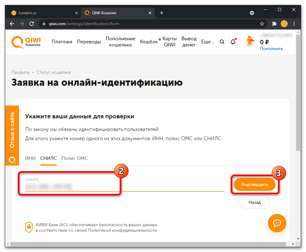 Как идентифицировать Киви Кошелек_074
