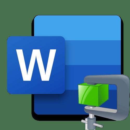 Как сжать файл ворд