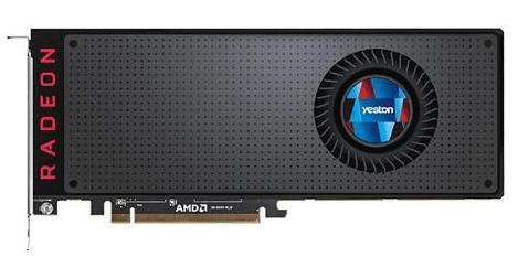 как узнать серию видеокарты AMD-19