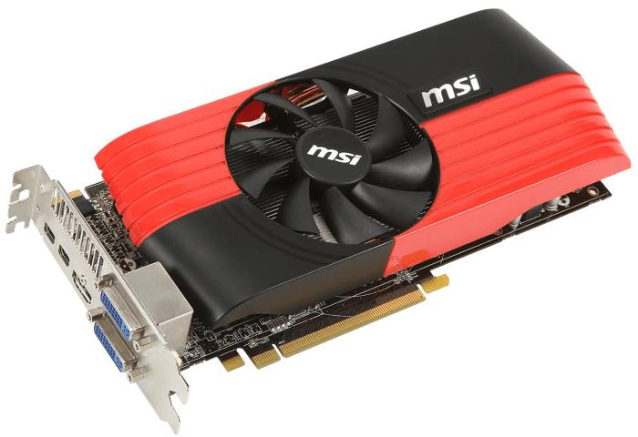 как узнать серию видеокарты AMD-24
