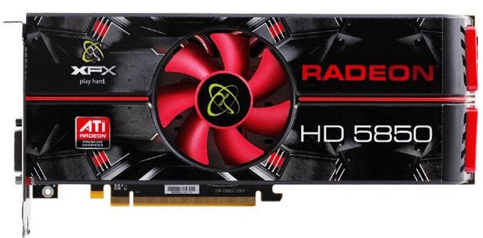 как узнать серию видеокарты AMD-25