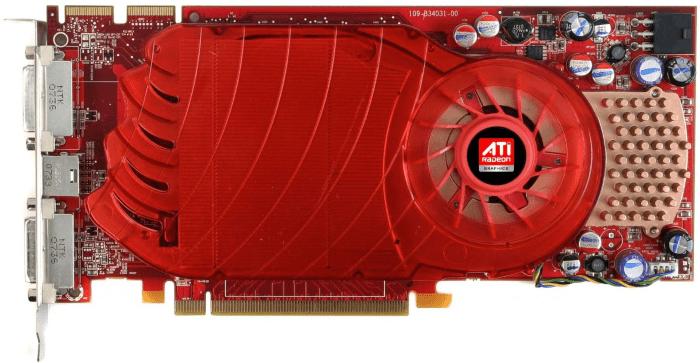 как узнать серию видеокарты AMD-29