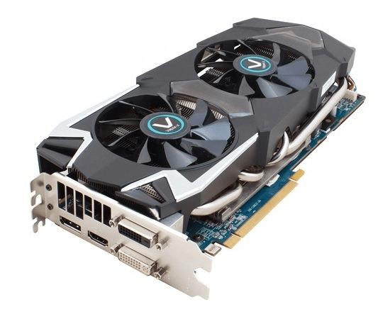 как узнать серию видеокарты AMD-8