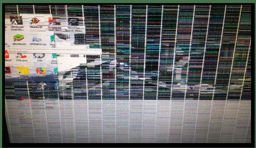 компьютер не видит видеокарту, но кулер работает-3