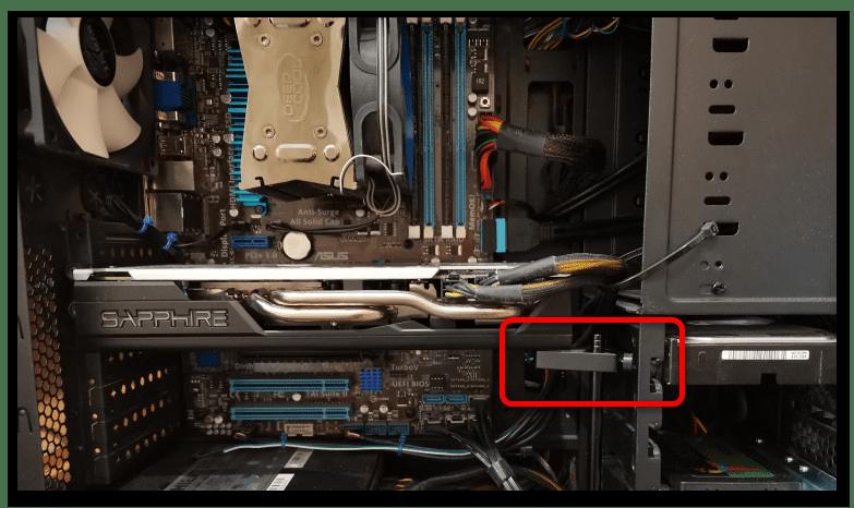 компьютер не видит видеокарту nvidia geforce-1