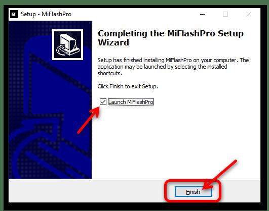 Прошивка Xiaomi через MiFlash PRO 24