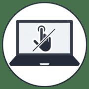 Как отключить сенсорный экран на ноутбуке