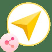 Как поделиться маршрутом в Яндекс Навигаторе