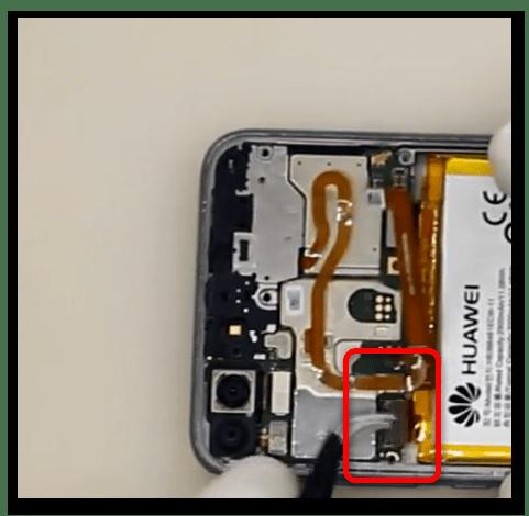 Разборка смартфона Honor 9 Lite