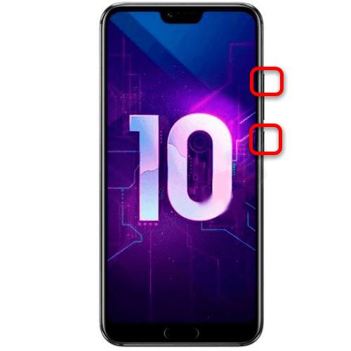 Сброс настроек на телефоне Honor 10