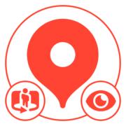 Как в Яндекс Картах посмотреть панораму улиц