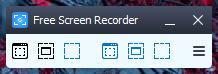 Free Screen Video Recorder скачать бесплатно