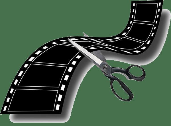 Обрезка видео логотип