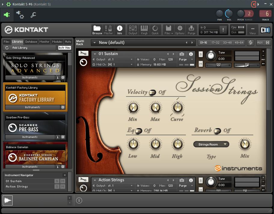 VST-плагин в FL Studio