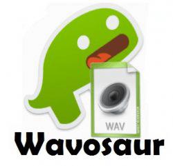 Wavosaur лого