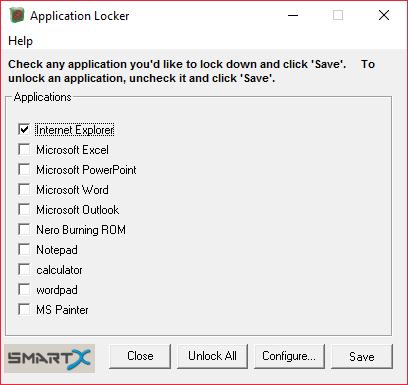 Блокировка программ в AppLocker