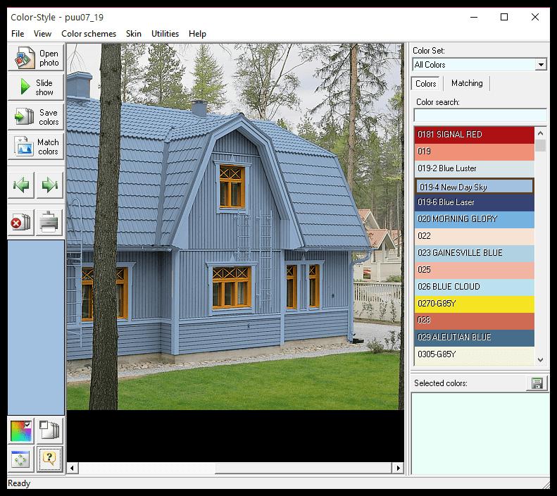 Color Style Studio скачать бесплатно