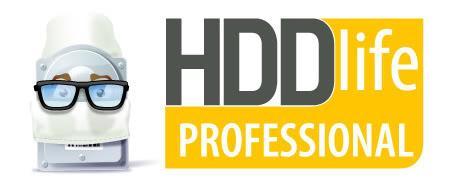 HDDLife professional логотип