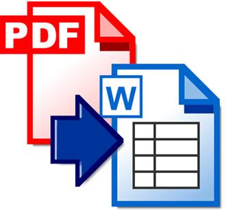 Как открыть pdf файл в word
