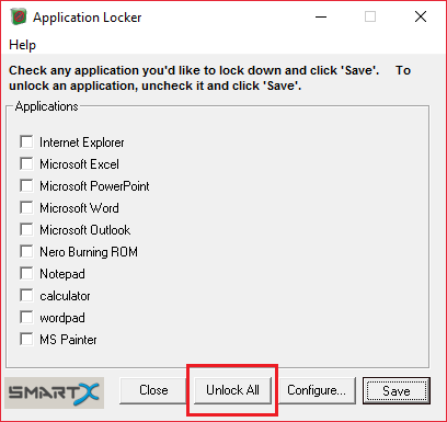 Отключение блокировки в AppLocker