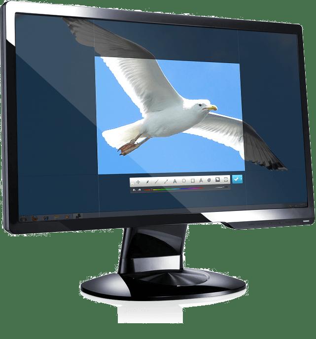 Программы для создания скриншотов