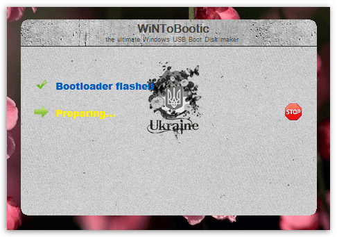 Простой процесс создания загрузочной флешки в WiNToBootic