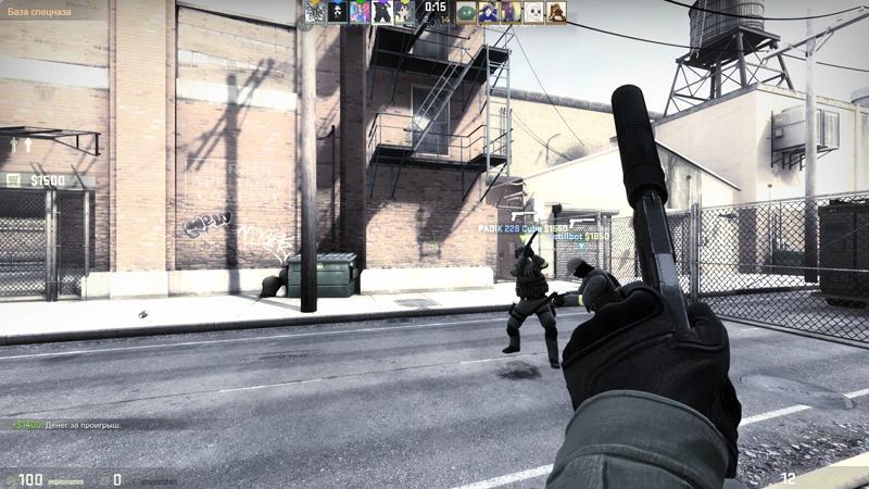 Разговор измененным с помощью AV Voice Changer Diamond голосом в игре CS GO